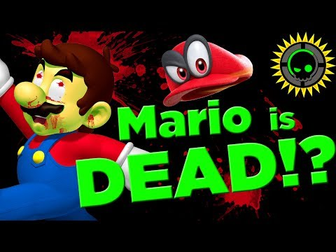 Mario Theory: Mario Confirmed DEAD in Odyssey!? | Game Theory Parody