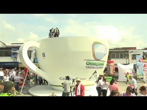 Το μεγαλύτερο φλυτζάνι καφέ στον κόσμο