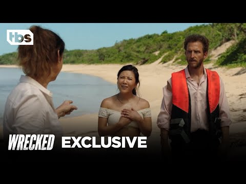 Wrecked: The Beach - Season 3, Ep. 1 [EXCLUSIVE] | TBS