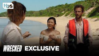 Wrecked: The Beach - Season 3, Ep. 1 [EXCLUSIVE] | TBS