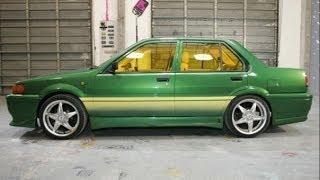 Тачка На Прокачку В британском Стиле (Nissan Sunny N13)