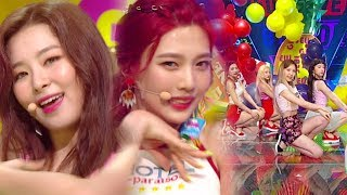 Video 《Comeback Special》 Red Velvet (레드벨벳) - Red Flavor (빨간 맛) @인기가요 Inkigayo 20170709 MP3, 3GP, MP4, WEBM, AVI, FLV Maret 2018