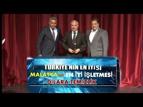 Kırmızı Türk'den Yılın en iyi işletme ödülüne Dilara Temizlik görüldü