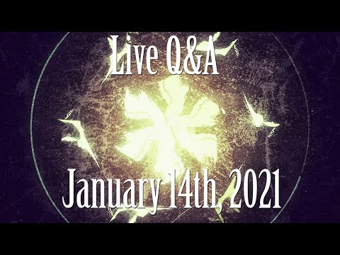 The Exploring Series Live Q&A - January 14th, 2021