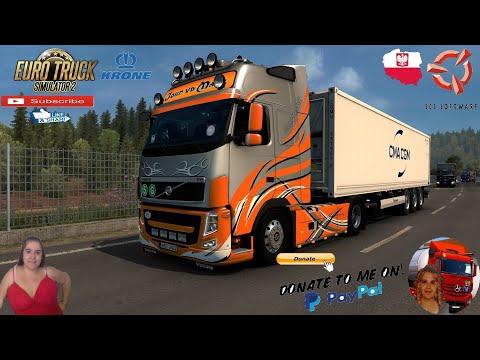 Volvo FH13 460 ES BDF Tandem Truck 1.38