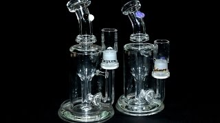 Glass Review: Leisure Incyclers by The Cannabis Connoisseur Connection 420