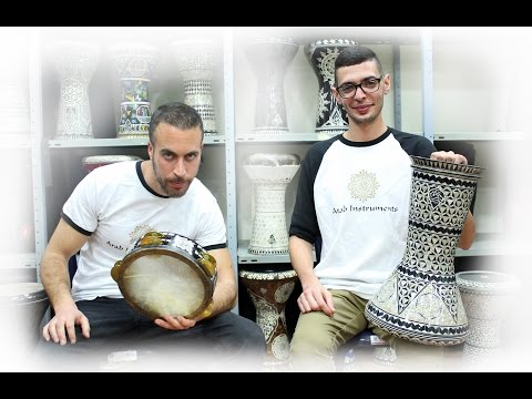 New Generation Darbuka – Arab Instruments Website