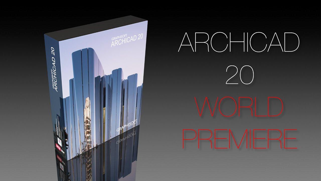 ARCHICAD 20 LIVE Premiere - GRAPHISOFT KCC 2016