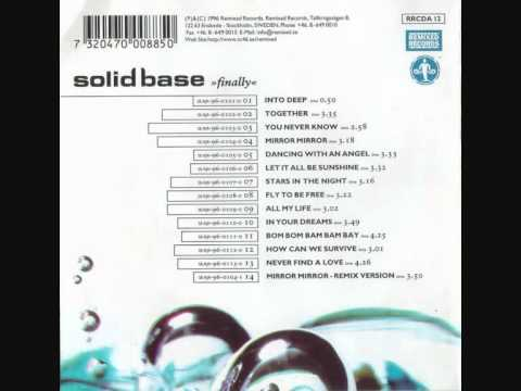 SOLID BASE - All My Life (audio)