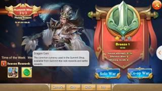 Dynasty War: Summit War 3v3