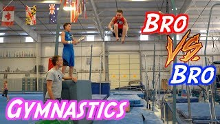 Video Bryton Vs Ashton Bro Gymnastics Challenge MP3, 3GP, MP4, WEBM, AVI, FLV Juni 2019