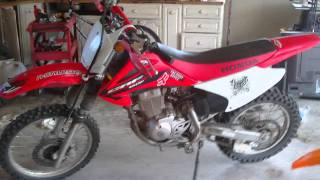 2. 2006 crf 150f review