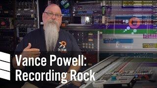 Video Vance Powell: Recording Rock MP3, 3GP, MP4, WEBM, AVI, FLV November 2018