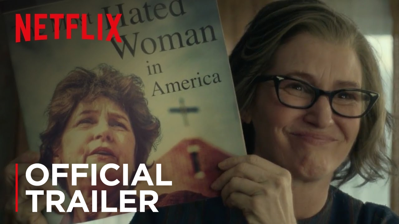 Melissa Leo is 'The Most Hated Woman in America' in Biopic that Banned Bible Reading in Public Schools Crime Drama (Trailer) with Josh Lucas on Netflix