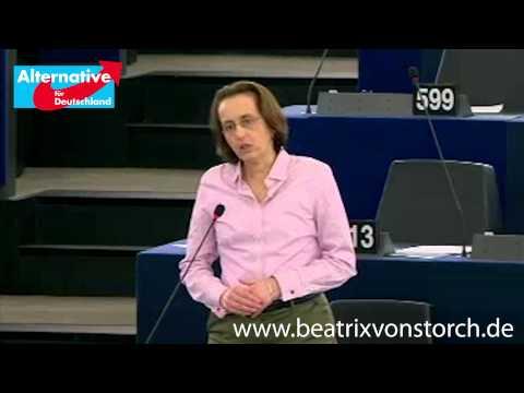 10.03.2015 - Tödliche EU: Abtreibung jetzt als Menschenrecht - Beatrix von Storch