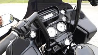 9. Harley Davidson Road Glide Bagger 2009'