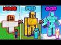 Download Lagu Minecraft NOOB vs. PRO vs. GOD: IRON GOLEM in Minecraft! (Animation) Mp3 Free