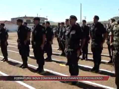 JATAÍ | Policiais se formam em curso de especialização