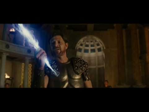 Meet Zeus – Percy Jackson and the Lightning Thief