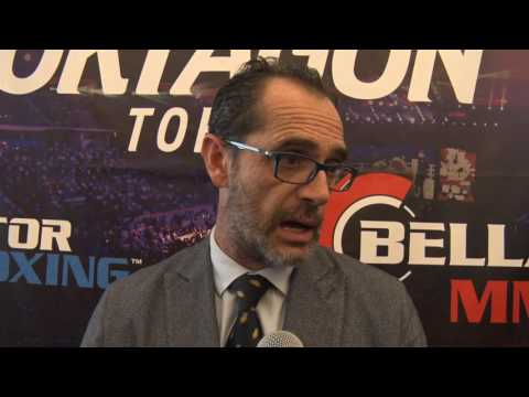 Video News Oktagon Bellator Torino 2017