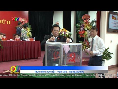 Đảng bộ Bộ Công Thương nhiệm kỳ 2015 - 2020: Đoàn kết - Dân chủ - Kỷ cương & Đổi mới