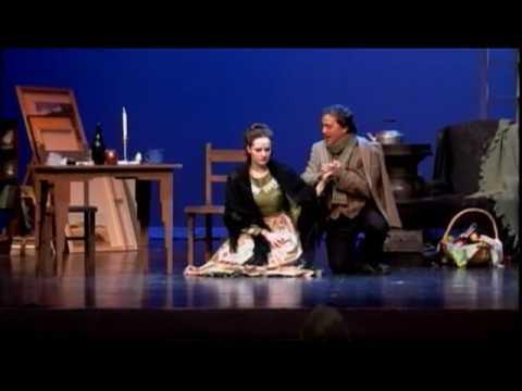 Rodolfo's - Gino Lucchetti sings Rodolfo's aria