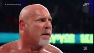 Nonton Bill Goldberg Vs Brock Lesnar Full Match Wwe Survivor Series 2016 21 Nov   21 11 2016   21 11 2016 Film Subtitle Indonesia Streaming Movie Download
