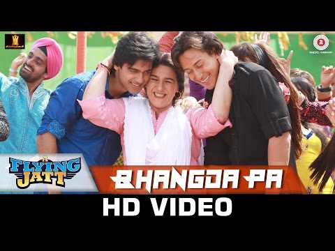 Bhangda pe - A Flying Jatt  (2016)
