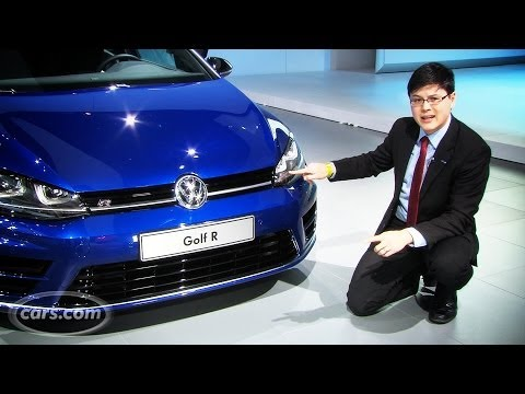 2015 Volkswagen Golf R – 2014 Chicago Auto Show
