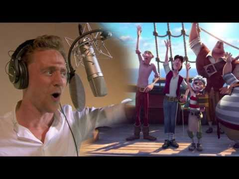 Fair(y) - Disney's The Pirate Fairy is now on Blu-ray and Digital HD! Order: http://di.sn/pQE Tom Hiddleston stars as a young Captain Hook in The Pirate Fairy, a role ...