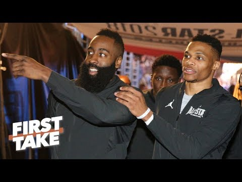 Video: James Harden and Russell Westbrook are team players – Max Kellerman | First Take