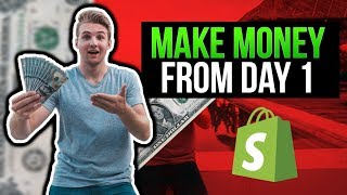 Video How Beginners Can MAKE MONEY Dropshipping From DAY 1 MP3, 3GP, MP4, WEBM, AVI, FLV Desember 2018