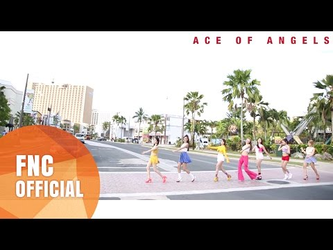 AOA - Cherry Pop (Making Video)