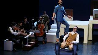 """Dans les coulisses de la création de l'opéra """"Kalîla wa Dimna"""" de Moneim Adwan. -------------------- In the backstage of the world..."""