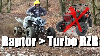 10. 2019 Yamaha Raptor 700 First Ride Impressions | Ditching RZRs for Raptors!