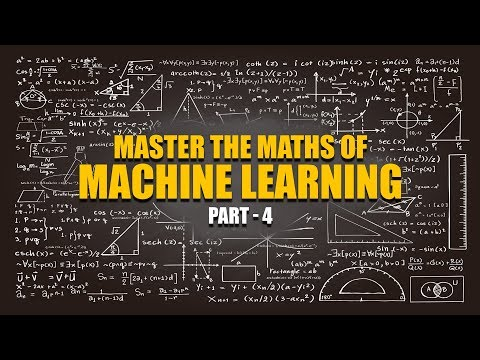 Machine Learning Maths | Special Matrices and Vectors | Part 4 | Eduonix