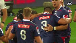 Rebels v Sharks Rd.6 2018 Super Rugby Video highlights