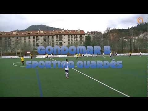 Gondomar B vs Sporting Guardés.
