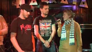 Интервю -- Аналгин -- LiveBox, club Maskata, София, 15.12.2012
