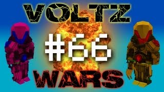 Minecraft Voltz Wars - Weapons Upgrades! #66