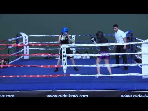 Invictus Boxeo Combate 2 (asalto 1)