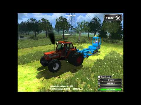 [Farming Simulator 2011]Special video - tractor pull