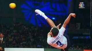 Video ISTAF SuperSeries FINALS 2013/14 Men's Final [Thailand - Malaysia] SET1 MP3, 3GP, MP4, WEBM, AVI, FLV Oktober 2018