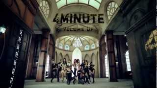 Download Video 4MINUTE  - 'Volume Up' (Official Music Video) MP3 3GP MP4