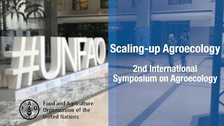 Scaling-up Agroecology