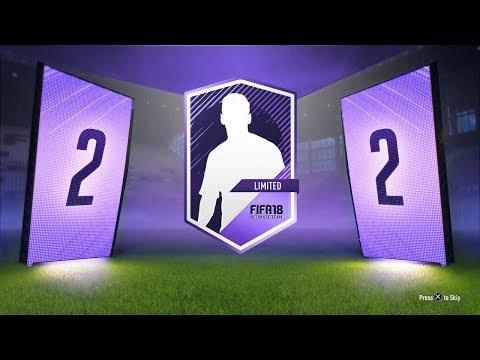 HERO CARD! 30 x 2 PLAYER PACKS - FIFA 18 Ultimate Team (видео)