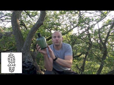 """BPA-freie Feldflasche """"Everyday Oasis"""" von Nalgene"""