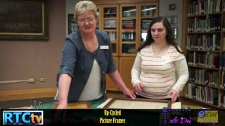 At  Your Library Creative Corner- Picture Frames