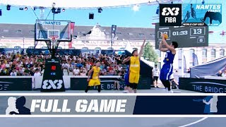 Check out the game between Romania and Philippines from the FIBA 3x3 World Cup 2017! Subscribe to the FIBA3x3 channel: ...
