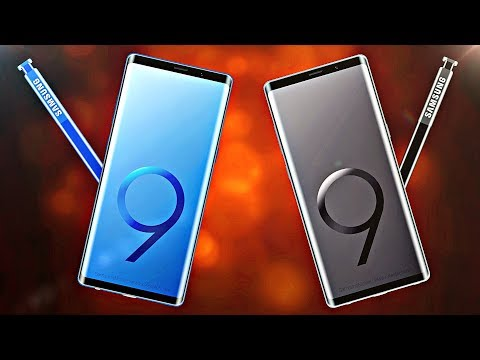 Samsung Galaxy Note 9 - The Perfect Note is HERE!